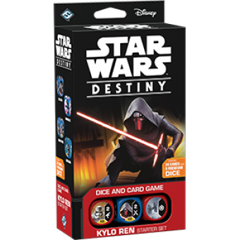 Star Wars Destiny -  Kylo Ren Starter Pack